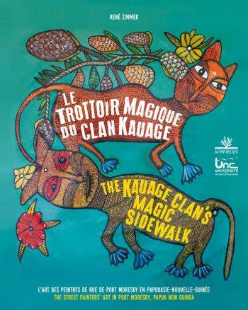 Couv Le trottoir magique du clan Kauage